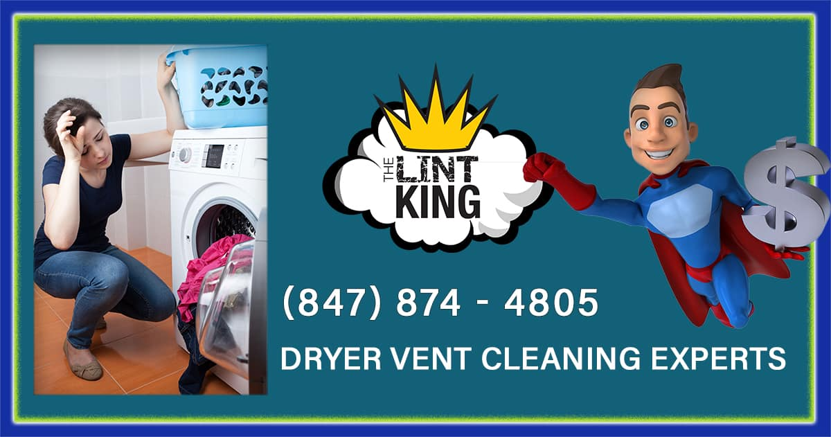 Clothes Dryer Vent Cleaning and Repair